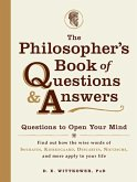 The Philosopher's Book of Questions & Answers (eBook, ePUB)
