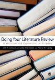 Doing Your Literature Review (eBook, PDF)