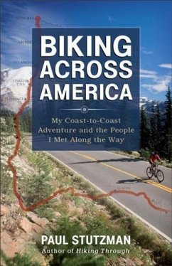 Biking Across America (eBook, ePUB) - Stutzman, Paul