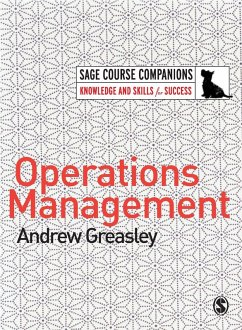 Operations Management (eBook, PDF) - Greasley, Andrew