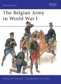 The Belgian Army in World War I (eBook, ePUB)