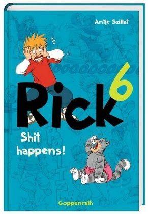 Buch-Reihe Rick von Antje Szillat