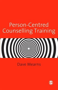 Person-Centred Counselling Training (eBook, PDF) - Mearns, Dave