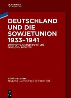 Deutschland und die Sowjetunion 1933/1941