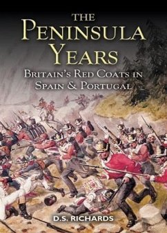 Peninsula Years (eBook, ePUB) - Richards, D S