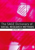 The SAGE Dictionary of Social Research Methods (eBook, PDF)