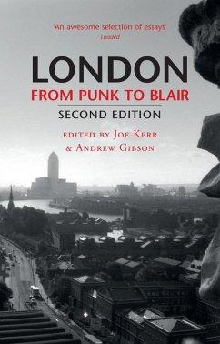 London From Punk to Blair (eBook, ePUB)