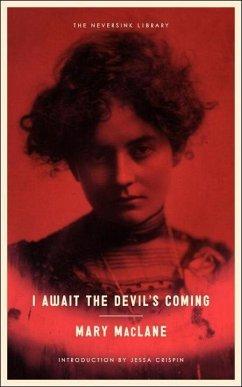 I Await the Devil's Coming (eBook, ePUB) - Maclane, Mary