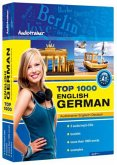 Top 1000 Audiotrainer Englisch-Deutsch / English-German, 2 Audio/mp3-CDs m. Booklet