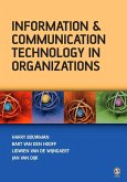 Information and Communication Technology in Organizations (eBook, PDF)