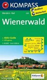 Kompass Karte Wienerwald