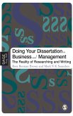 Doing Your Dissertation in Business and Management (eBook, PDF)
