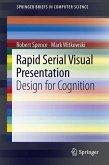 Rapid Serial Visual Presentation (eBook, PDF)