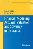 Financial Modeling, Actuarial Valuation and Solvency in Insurance (eBook, PDF)