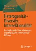 Heterogenität - Diversity - Intersektionalität (eBook, PDF)