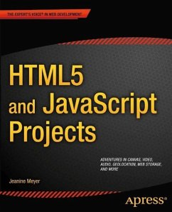 HTML5 and JavaScript Projects (eBook, PDF) - Meyer, Jeanine