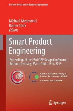 Smart Product Engineering (eBook, PDF)