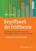 Begriffswelt der Feldtheorie (eBook, PDF)