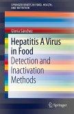 Hepatitis A Virus in Food (eBook, PDF)