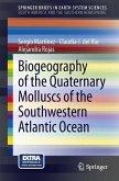 Biogeography of the Quaternary Molluscs of the Southwestern Atlantic Ocean (eBook, PDF)