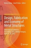 Design, Fabrication and Economy of Metal Structures (eBook, PDF)
