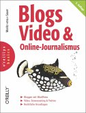 Blogs, Video & Online-Journalismus (eBook, ePUB)