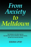 From Anxiety to Meltdown (eBook, ePUB)