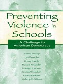 Preventing Violence in Schools (eBook, ePUB)