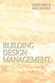 Building Design Management (eBook, ePUB)