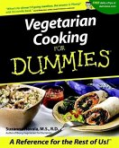 Vegetarian Cooking For Dummies (eBook, ePUB)