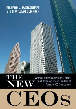 The New CEOs (eBook, ePUB) - Zweigenhaft, Richard L.; Domhoff, G. William