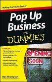Pop-Up Business For Dummies (eBook, ePUB)