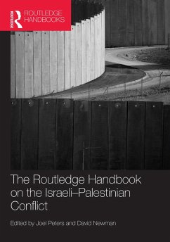 Routledge Handbook on the Israeli-Palestinian Conflict (eBook, PDF)