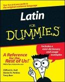 Latin For Dummies (eBook, ePUB)