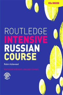 Routledge Intensive Russian Course (eBook, ePUB) - Aizlewood, Robin