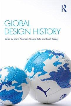 Global Design History (eBook, ePUB)