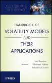 Handbook of Volatility Models and Their Applications (eBook, PDF)
