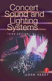 Concert Sound and Lighting Systems (eBook, ePUB)