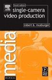 Single-Camera Video Production (eBook, ePUB)