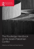 Routledge Handbook on the Israeli-Palestinian Conflict (eBook, ePUB)