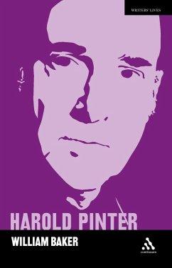 Harold Pinter (eBook, PDF) - Baker, William