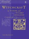 Witchcraft in Tudor and Stuart England (eBook, ePUB)