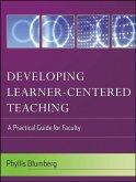 Developing Learner-Centered Teaching (eBook, PDF)