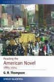 Reading the American Novel 1865 - 1914 (eBook, PDF)