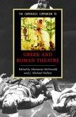 Cambridge Companion to Greek and Roman Theatre (eBook, PDF)