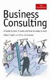 Economist: Business Consulting (eBook, ePUB)