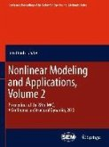Nonlinear Modeling and Applications, Volume 2 (eBook, PDF)