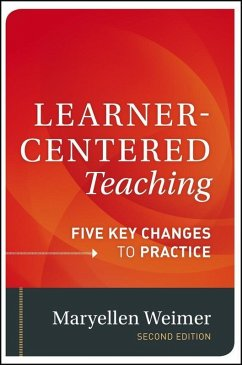 Learner-Centered Teaching (eBook, PDF) - Weimer, Maryellen