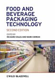 Food and Beverage Packaging Technology (eBook, ePUB)
