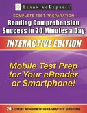 Reading Comprehension Success in 20 Minutes a Day (eBook, ePUB)